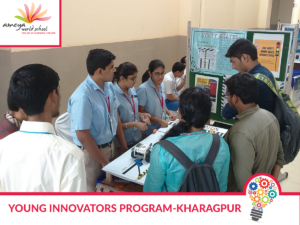 Young innovators at IIT Kharagpur