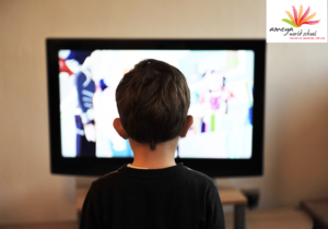 No to Watching TV- Ameya World School