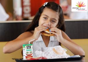 No to Junk Food - Ameya World School