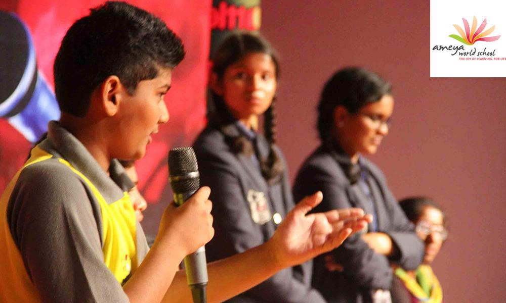 Debate importance: develop courage